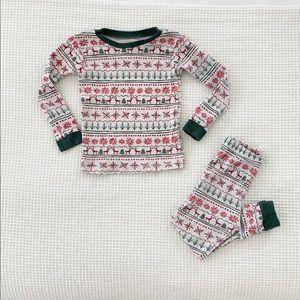 Burt's Bees Baby Holiday Pajamas